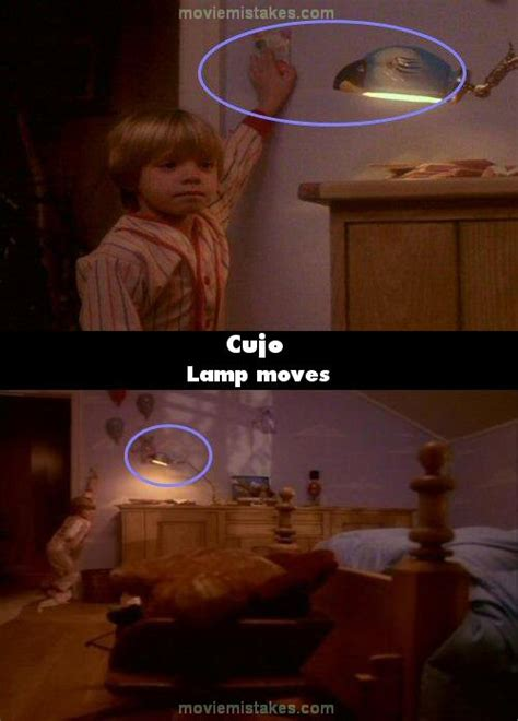Cujo (1983) movie mistake picture (ID 106761)