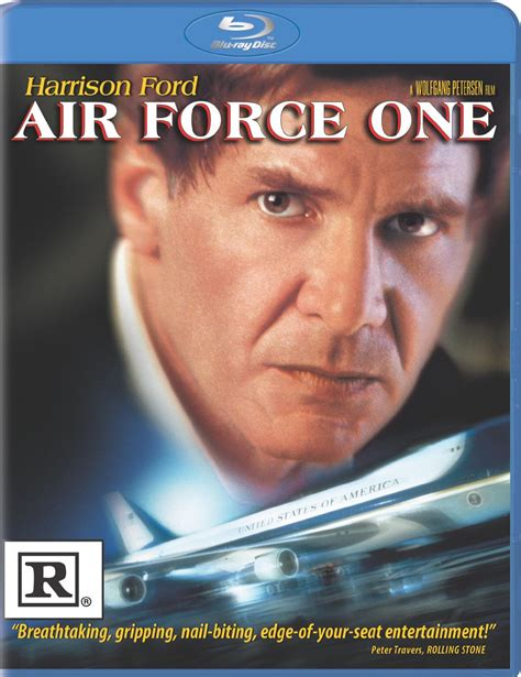 Air Force One DVD Release Date February 10, 1998