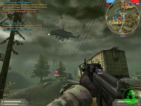 Battlefield 2: Special Forces System Requirements   pc