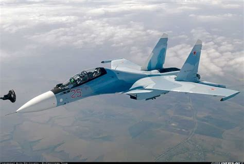 The Sukhoi SU-30 Fighter Aircraft: A Powerful Masterpiece