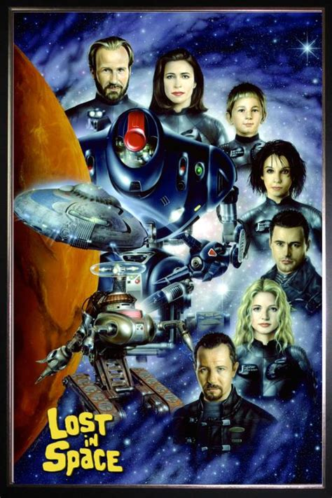 printed sci fi silk poster movie series from Silk Poster