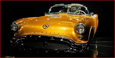 Fabulous Concept Cars From The 1950s