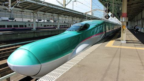 A Bullet Train in New York?