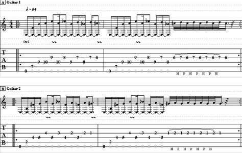 """How to Play the Riff From """"South of Heaven"""" by Slayer"""