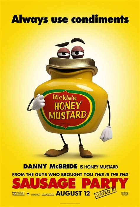 Poster del film Sausage Party @ ScreenWEEK