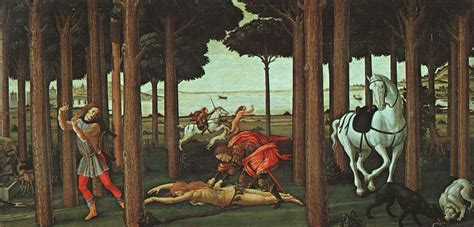 The Language of Looking: Botticelli's The Story of