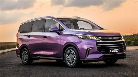 Maxus PH Unveils Game-Changing 2021 G50 MPV with Prices