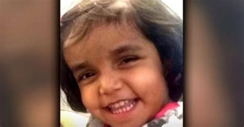 Texas toddler Sherin Mathews' confirmed deceased by