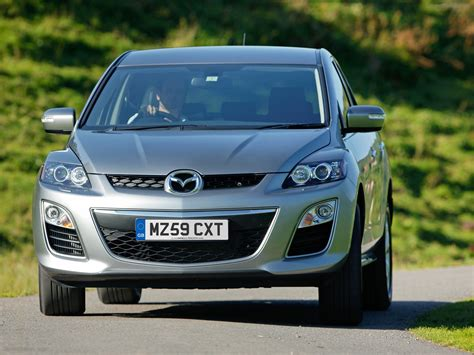 Mazda CX 7 Sports Crossover 2010 Exotic Car Image #04 of 8