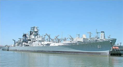 USS Iowa to be moved to LA's battleship museum - Military