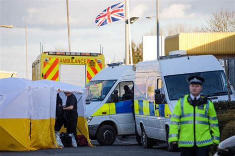 Wiltshire major incident: Nerve agent used in Amesbury